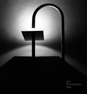Zen floor lamp, Gary Morga