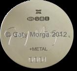 Silver Name Plate Gary Morga