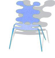chair postmodern design