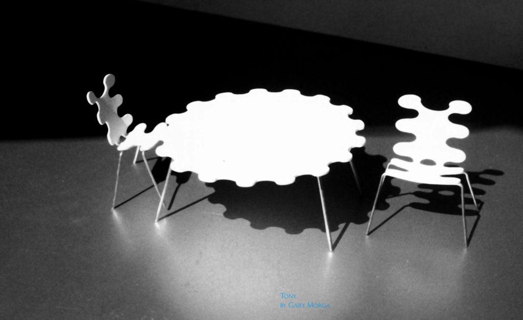 postmodern design Gary Morga
