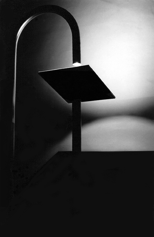 postmodern lighting, ZEN floor lamp, Gary Morga