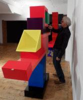 postmodern design, postmodern furniture, cabinet, shelving, GaryMorga