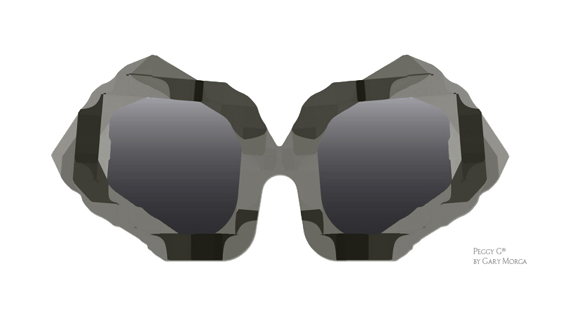 Eyewear postmodern design