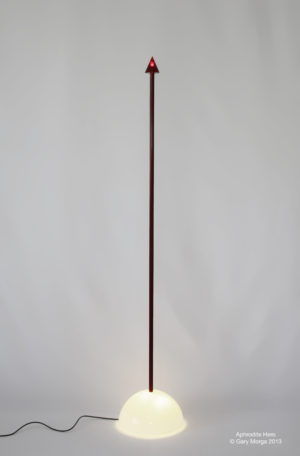 Aphrodite floor lamp