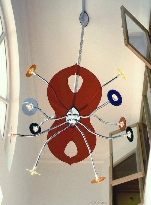Chandelier postmodern design